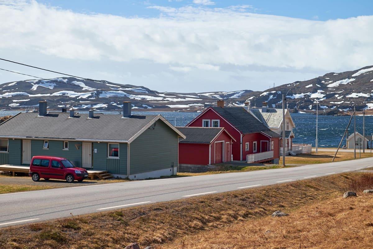 Accomodation in Kongsfjord