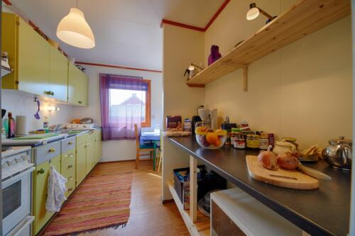 Flat with kitchen Kongsfjord