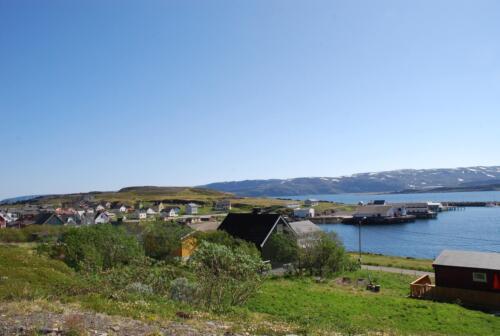 Kongsfjord township
