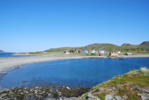 Veines Peninsula Kongsfjord