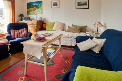 Living room Flat Kongsfjord